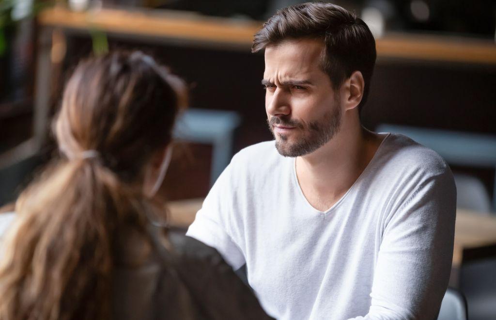 разговор о расставании