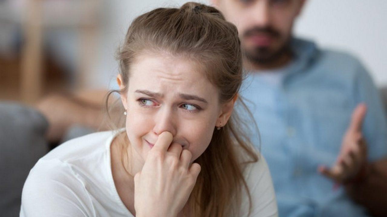 Постоянное чувство обиды как признак нездоровых отношений