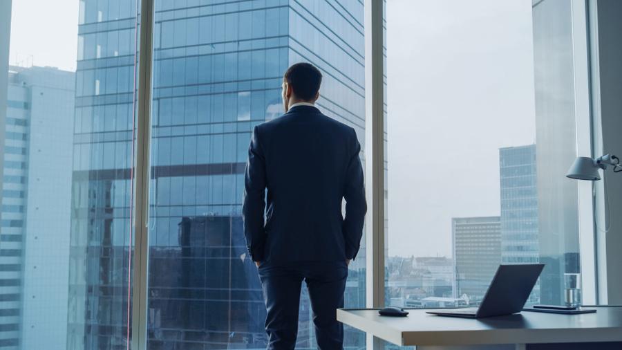 Бизнес центры - место где можно встретить богатого мужчину