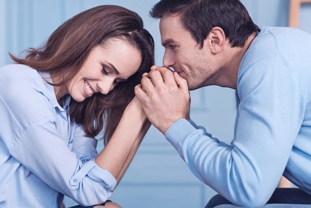 Признание в любви жене