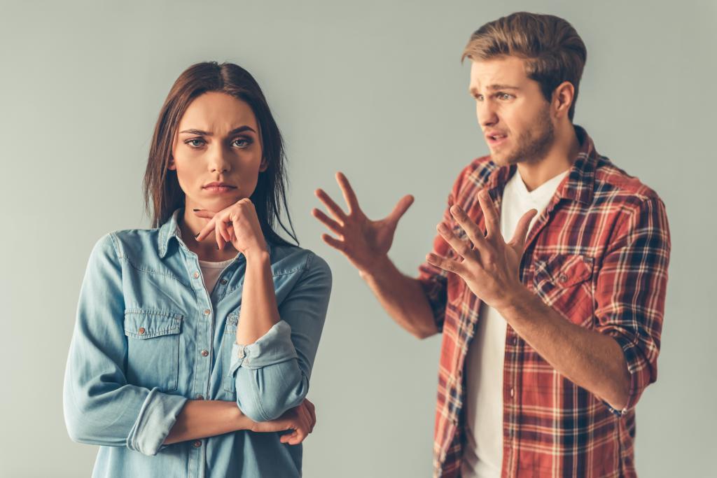 как избежать нездоровый отношений