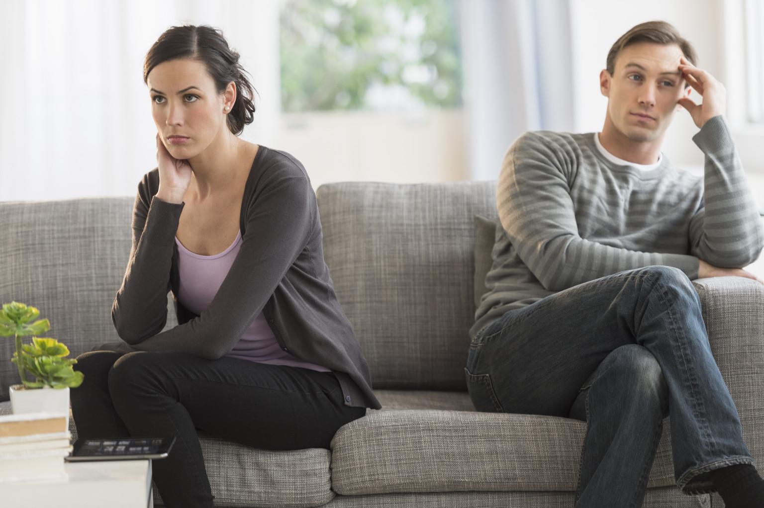 Как общаться с бывшим мужем после развода