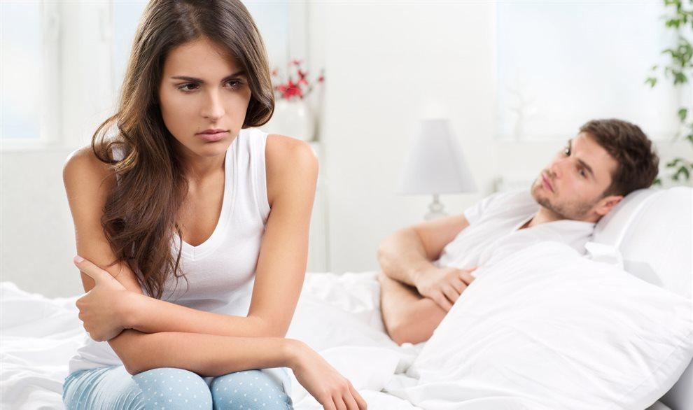 муж меня не хочет