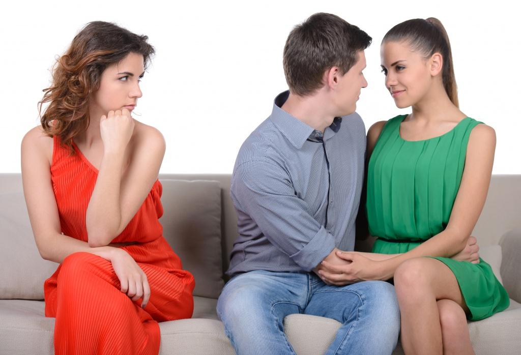 ревную любовника к жене