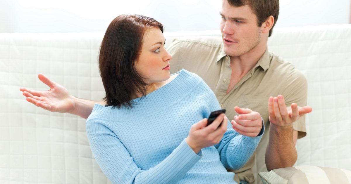 Как проверить мужа на измену через телефон