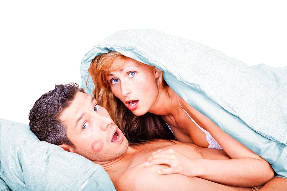 муж изменил с проституткой