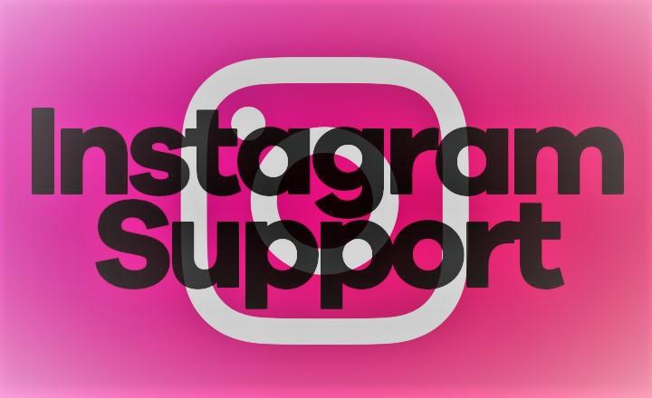 Служба поддержки Инстаграм